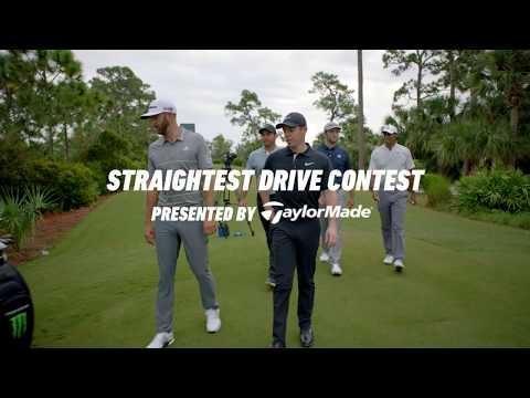 M5 & m6 fairway straightest drive contest feat. team taylormade   taylormade golf