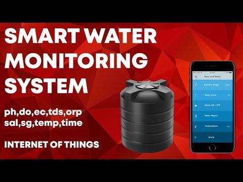 🔴cara membuat water monitoring system iot❗️❗️