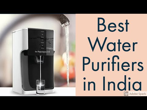 Best water purifier to buy in india 2020