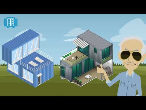 Introduction to hydroponics 11. shipping container hydroponics