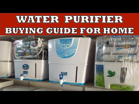 Water purifier buying guide 2021 | ro,uv, uf, gravity water purifiers | which is best for home