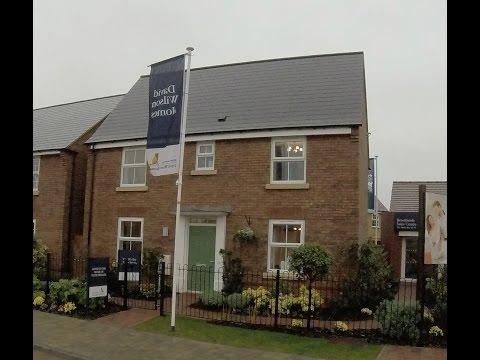 David wilson homes - the hadley @ brooklands, milton keynes by showhomesonline