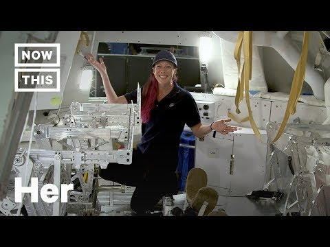 Meet heather paul, nasa engineer on 2024 orion capsule mission to moon   nowthis