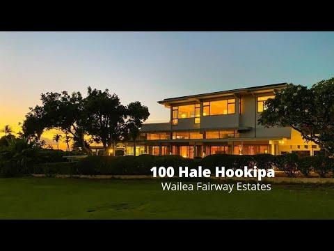 Wailea fairway estates - 100 hale hookipa