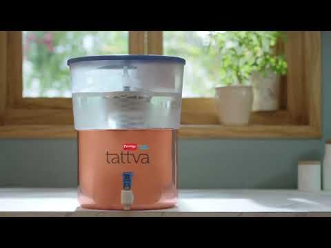 Tattva water purifier | copper water purifier | water purifier | prestige