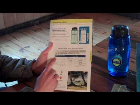 Katadyn mp1 water purification tablets