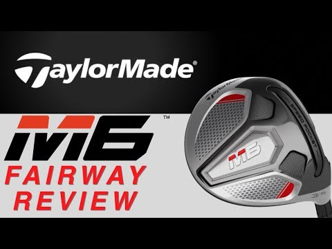 Taylormade m6 3 wood tested average golfer
