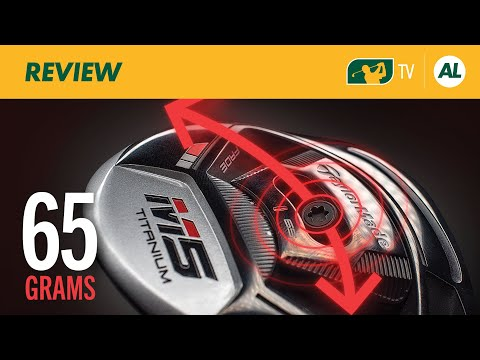 65g weight, huge difference?   taylormade m5 fairway wood
