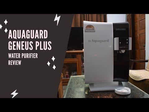 Aquaguard geneus plus water purifier review