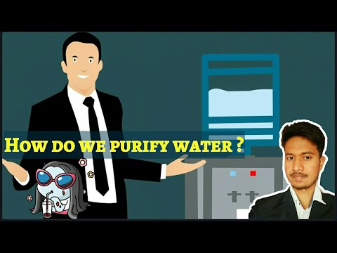 How do we purify water ? why alum used in water ? bright science   kiran thakur   subscribe  