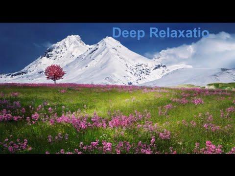 Deep relaxation music,relaxing sleep music, relaxing music, stress relief, meditation music
