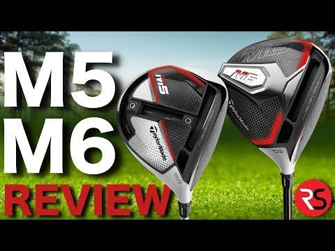 New taylormade m5 & m6 driver reviews - rick shiels