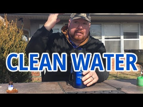 5 water purification methods for preppers