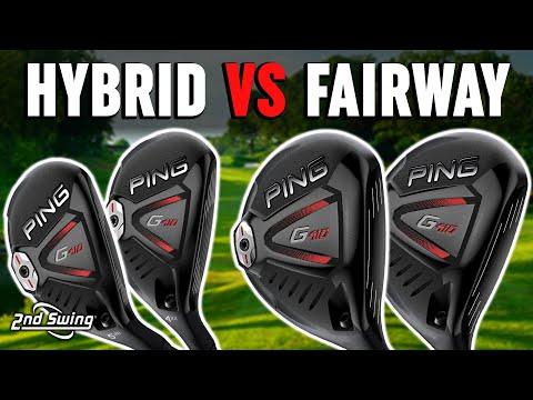 Hybrid or fairway wood? 7 wood vs 9 wood vs 4 hybrid vs 5 hybrid