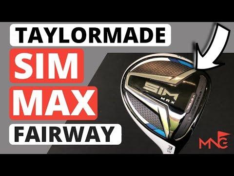 Taylormade sim max fairway review