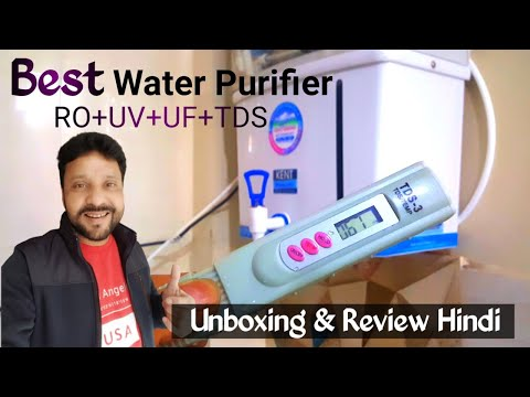 Best water purifier for home in india 2020 | kent grand 8-litres ro uv/uf tds | hindi ✅
