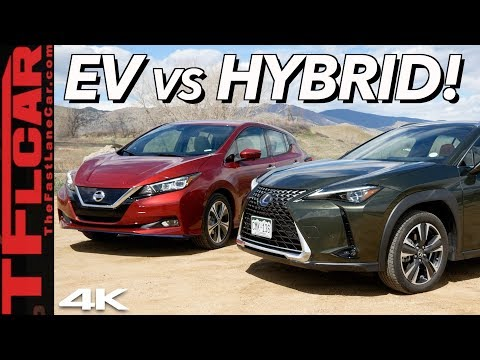 Ev or hybrid: which is right for you?