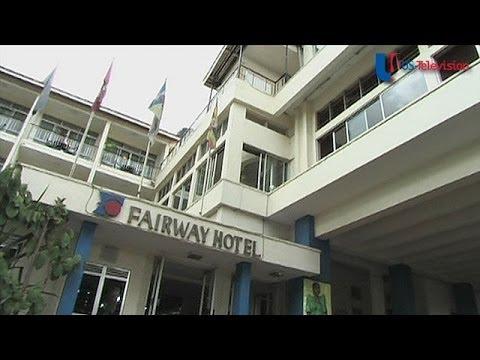Us television - uganda (fairway hotel)