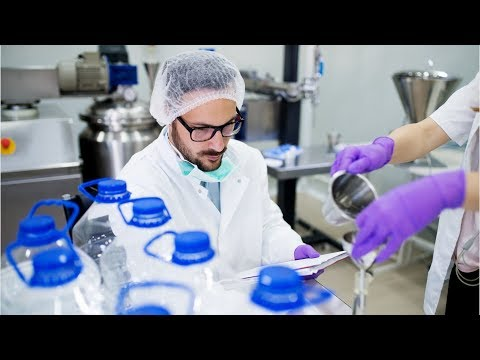 Chemical technician career video