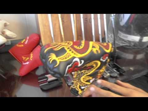 Whitlam and gauge design custom putters www.fairwaygolfusa.com