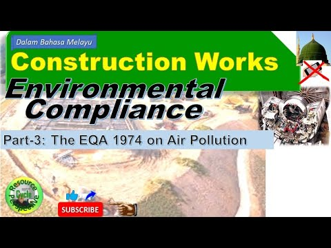 Construction works part-3 environmental compliance - air pollution legal requirement overview (bm)