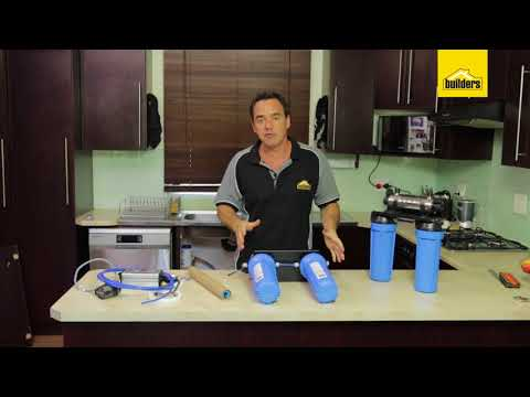 How to install a uv water purification system