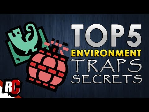 Best traps & environment secrets   monster hunter world (boulder, lava, wind,...)