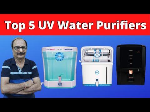 Best 5 uv water purifiers 2021   kent maxx   aquaguard aura   havells active plus uv water purifier