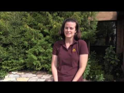 Environmental sciences at the university of minnesota, crookston - assistant professor katy smith