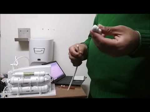 Service video for livpure glo ro uv water purifier from filterkart.com