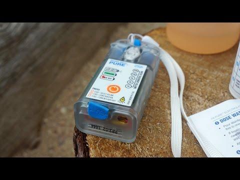 Pa pure - electrolytic water purifier