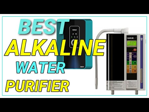 Best alkaline water purifier