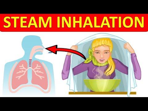 5 amazing health benefits of steam inhalation on the human body