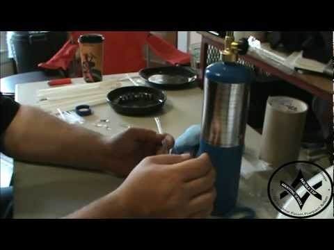 How to make water purification tablets save money $$$.mp4
