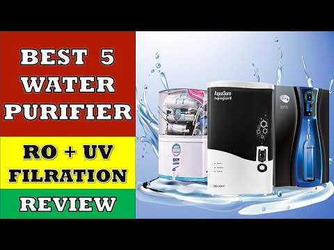 Best 5 ro uv water purifier in india - review (2021)