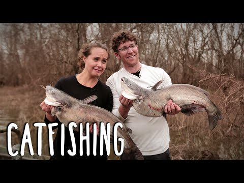 How to catfish, cajun style - food tripping with molly season 2, episode 2