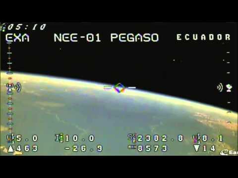 Ufos caught on live cam at ecuador orbiting cam, july 26, 2013. ufo sighting news.