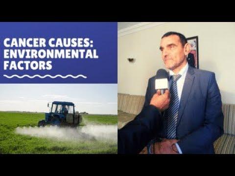Dr faid || causes of cancer : environmental factors