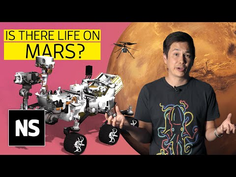 Ingenuity & perseverance: will nasa's robots find life on mars?   science with sam