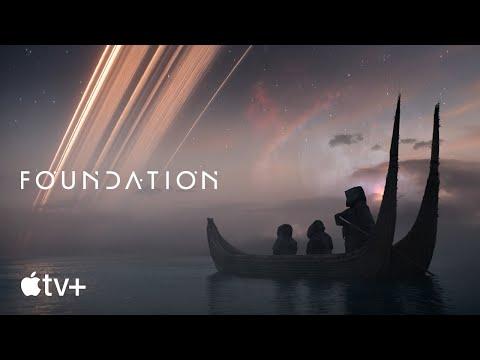Foundation — official teaser   apple tv