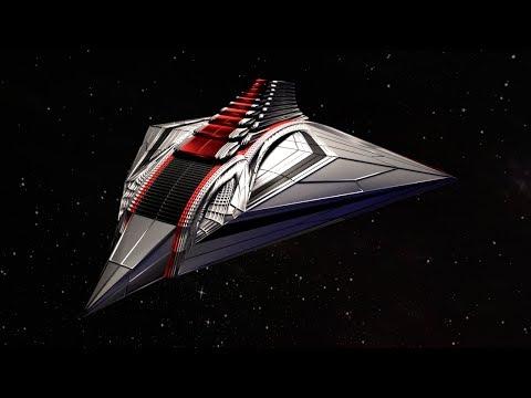 Blender tutorial: spaceship (quick method)
