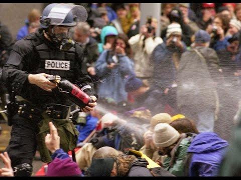 The 1999 world trade organization protests: free trade, economic justice (2000)