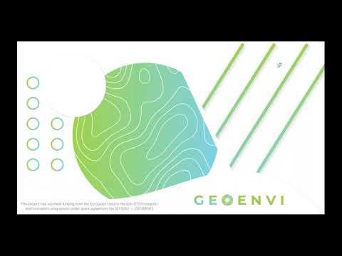 Geoenvi webinar - tackling the environmental concerns for deploying geothermal energy