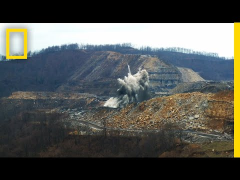 Coal mining's environmental impact   from the ashes