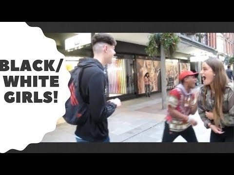 Do you prefer  black or white guys/girls- dublin