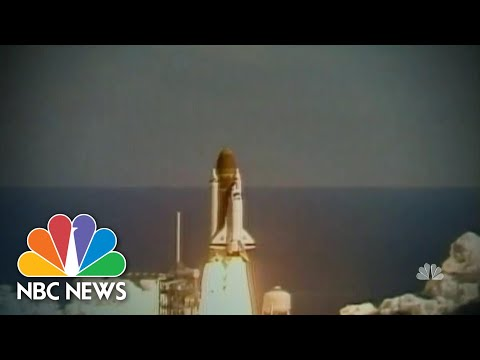 Looking back on the challenger explosion 35 years later   nbc nightly news