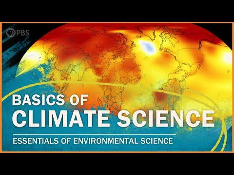 The basics of climate science | essentials of environmental science