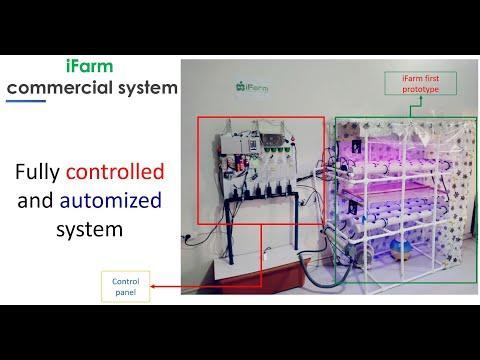 How does hydroponic system work كيفية عمل نظام الزراعة المائية?