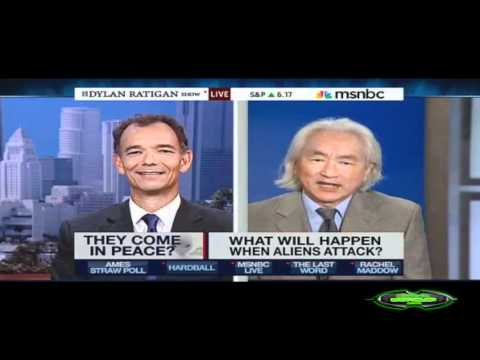 Alien invasion,ufo news dr michio kaku study suggests ufo alien invasions may be real.
