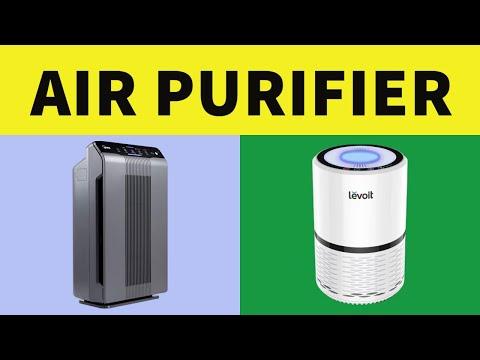 Air purifier : best air purifiers air cleaners